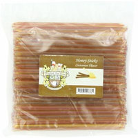 English Tea Store Honey Sticks, Cinnamon, 100 Count