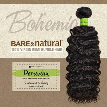 Sensationnel Unprocessed Peruvian Virgin Remy Human Hair Weave Bare & Natural Bohemian [16