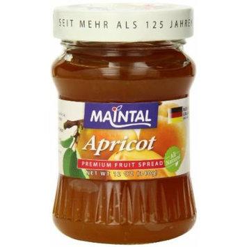 Maintal Fruit Spread, Apricot, 12 Ounce