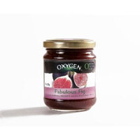 Oxygen Fabulous Fig Preserve 8.8 Oz, Pack of 4 / Kosher