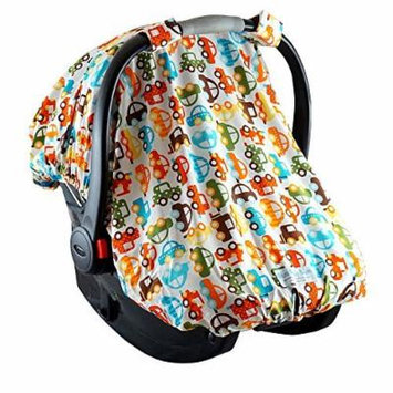 Fitted Car Seat Canopy Cars