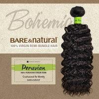 Sensationnel Unprocessed Peruvian Virgin Remy Human Hair Weave Bare & Natural Bohemian [10