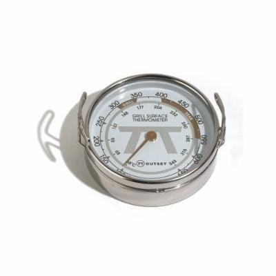 Outset Bbq Grill Surface Thermometer Outdoor Cooking Smoker