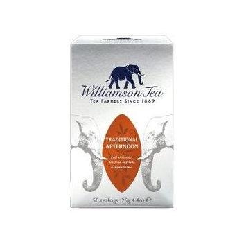 Williamsons Traditional Afternoon Tea 50 Btl. 125g