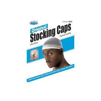 Dream, Original STOCKING CAP, Ultra Sheer, Superior Quality, Color White (Item #042W White)