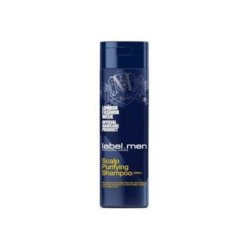 Label.Men Scalp Purifying Shampoo 10 oz - Exclusively for Men!