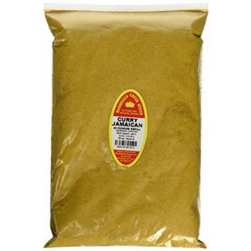 Marshalls Creek Spices Family Size Refill Curry Jamaican, 40 Ounces