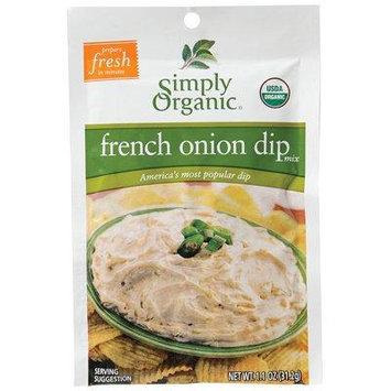 Organic French Onion Dip 1.10 Ounces (Case of 12)