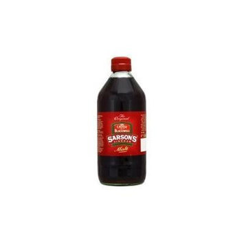 Sarsons Malt Vinegar 300ml (Pack of 4)
