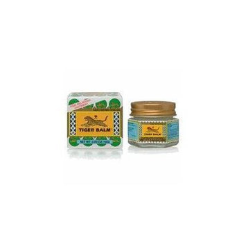 Tiger Balm Pain Relieving Ointment (White Non-Staining, 18g)