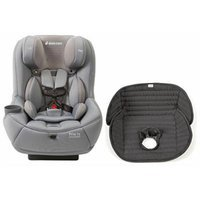 Maxi-Cosi Pria 70 Convertible Car Seat with Easy Clean Fabric and Waterproof Seat Liner, Grey Gravel