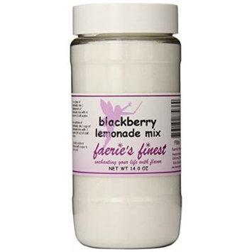 Faeries Finest Blackberry Lemonade Mix, 14 Ounce