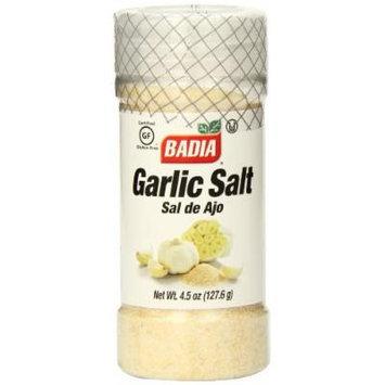 Badia Garlic Salt, 4.5 Ounce (Pack of 12)