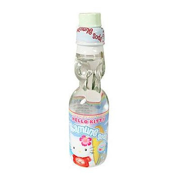 Hata Hello Kitty Ramune Soda 6.6 oz