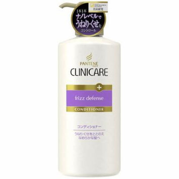 P&G Pantene Clinicare , Hair Care , Frizz Defence Conditioner 550g