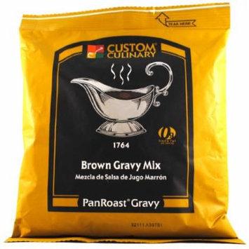 Custom Culinary PanRoast Gravy Mix, Brown, 12 Ounce