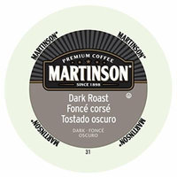 Martinson Coffee, Dark Roast, 24 Single Serve RealCups