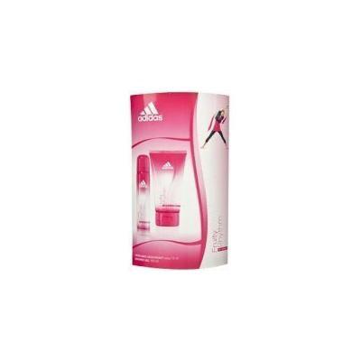 Adidas Fruity Rhythm by Coty Eau de Toilette and Shower Gel Fragrance Gift Set