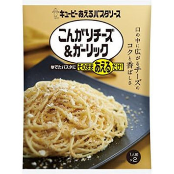 Kewpie to dress pasta sauce browned cheese & garlic (30.8gX2) X6 bags