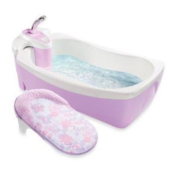 Summer Infant ' Lil' Luxuries ' Whirlpool Bubbling Spa & Shower In Violet