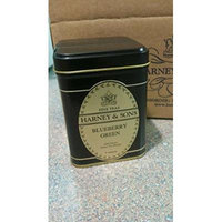 Harney & Sons BLUEBERRY GREEN 3oz Tin Loose Tea