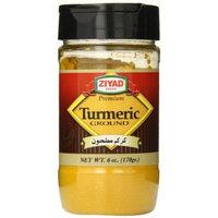 Ziyad Turmeric Ground Indian Spice Haldi Powder, 6 Ounce