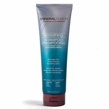 Mineral Fusion Smoothing Mineral Shampoo, 8.5 Fluid Ounce