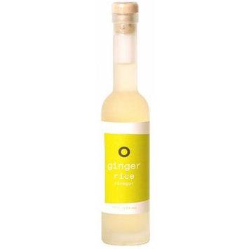 O Olive Oil - California Ginger Rice Vinegar, 6.8-Ounce Bottle (Pack of 3)