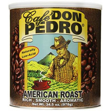 Café Don Pedro American Roast, 34.5 Ounce