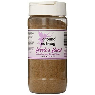 Faeries Finest Ground Nutmeg, 7.20 Ounce
