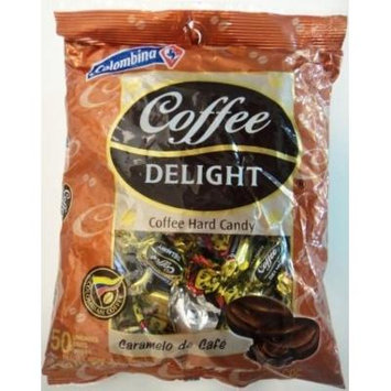 Coffee Delight-caramelo De Cafe-50 units