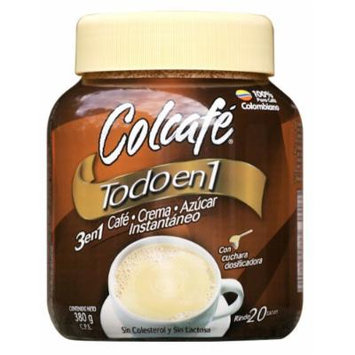 Colcafe Todo En 1, 13.4 Ounces Jar