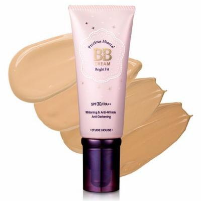 ETUDE Precious Mineral BB Cream Blooming Fit SPF30 / PA++ Blooming-N02 by ETUDE HOUSE