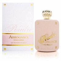 Arrogance Poudre Pour Femme by Schiapparelli Pinkenz for Women 2.5 oz Eau de Toilette Spray