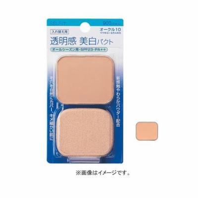 Shiseido Selfit Pure White Powder Foundation SPF 23 PA++