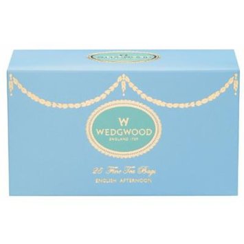 Wedgwood Everyday Luxury English Afternoon Teabags (Box of 25), Blue