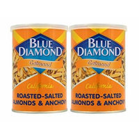 Blue Diamond® Calmond Roasted-salted Almonds & Anchovy
