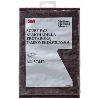 Scotch-Brite(TM) General Purpose Hand Pad 37447, Aluminum Oxide, 9
