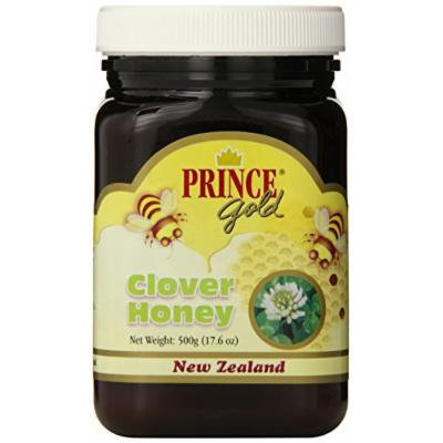 Prince of Peace New Zealand Clover Honey