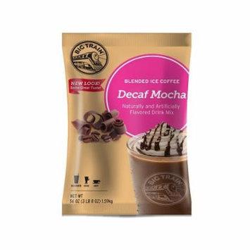 Big Train Blended Iced Coffee - Mocha (Decaf) (3.5 lb Bulk Bag)
