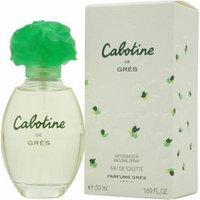 Cabotine By Parfums Gres For Women. Eau De Toilette Spray 1.7 Ounces