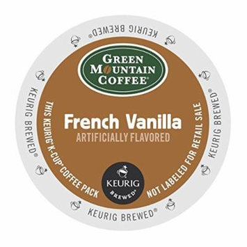 Keurig, Green Mountain Coffee, French Vanilla, K-Cup Counts, 50 Count
