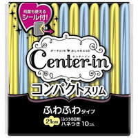 Center in compact soft for normal day 10sheetsx6