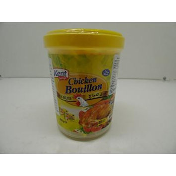 Kent Halal Chicken Bouillon, 48 Cubes, Turkish