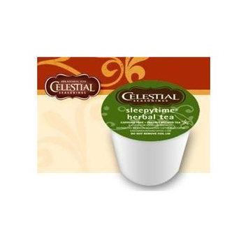 Celestial Seasonings SLEEPYTIME HERBAL TEA 48 K-Cups for Keurig Brewers