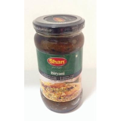 Shan Concentrated Cooking Sauces (10.94 oz) (Biryani)