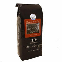 Coffee Beanery Caramel Pecan Pie Flavored Coffee SWP Decaf 16 oz. (Automatic Drip)