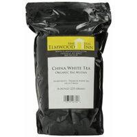 Elmwood Inn Fine Teas, Bai Mudan Organic White Tea, 8-Ounce Pouch