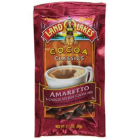 Land O'Lakes Cocoa Classics, Chocolate & Amaretto,12 - 1.25-Ounce Packets (Pack of 3)
