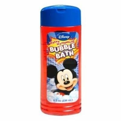 Mickey Bubble Bath 8oz in Flip Top Bottle cut